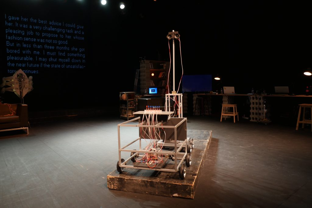 확장미디어스튜디오, 로봇을 이겨라 3, 열혈예술청년단 협업 SPAF 초청작